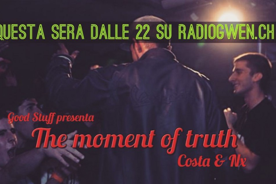 The Moment of Truth #12