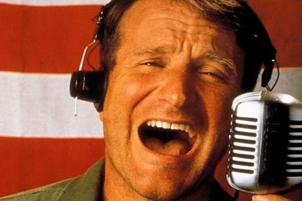 Good Morning Vietnam (1987) – Barry Levinson